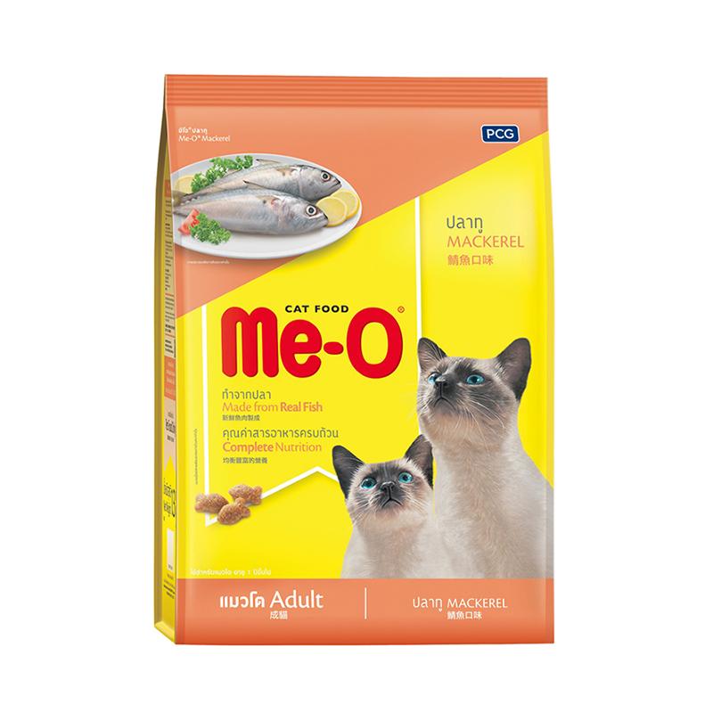 มีโอ อาหารแมว รสปลาทู ขนาด 1.2กก.